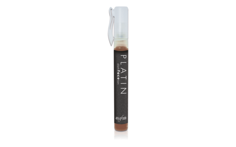 PLATIN dark face tan 10ml